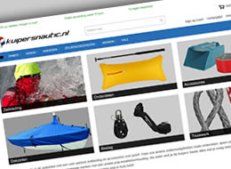 Kuipers Nautic Magento Web Shop